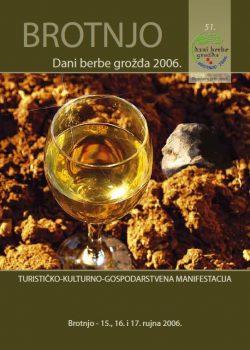 Dani berbe grožđa 2006